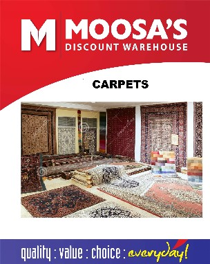 Products Moosas Discount Warehouse
